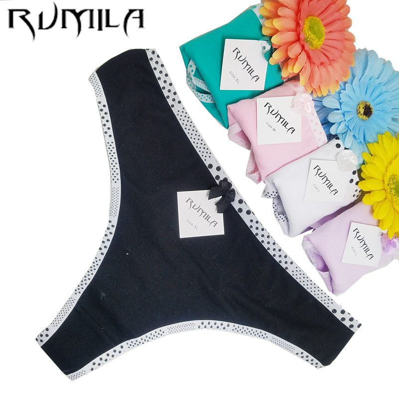 Cotton Womens Sexy Thongs G-string Underwear Panties Briefs For Ladies T-back,Free Shipping.1pcs/Lot,87289