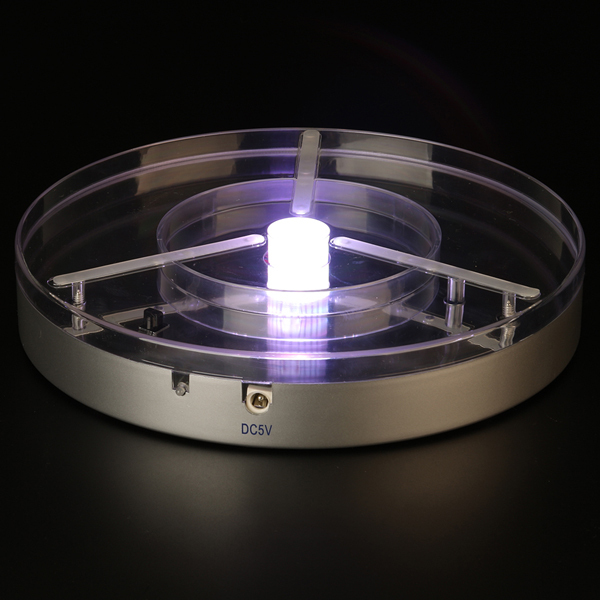 8inch led light base RGBW