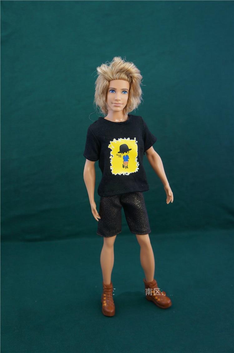 Moda Copii jucarii pentru bebelusi Fete Cadou pullip boy Doll Accesorii casual costum set haine pentru iubit Barbie Papusi Dolls 1/6 ken