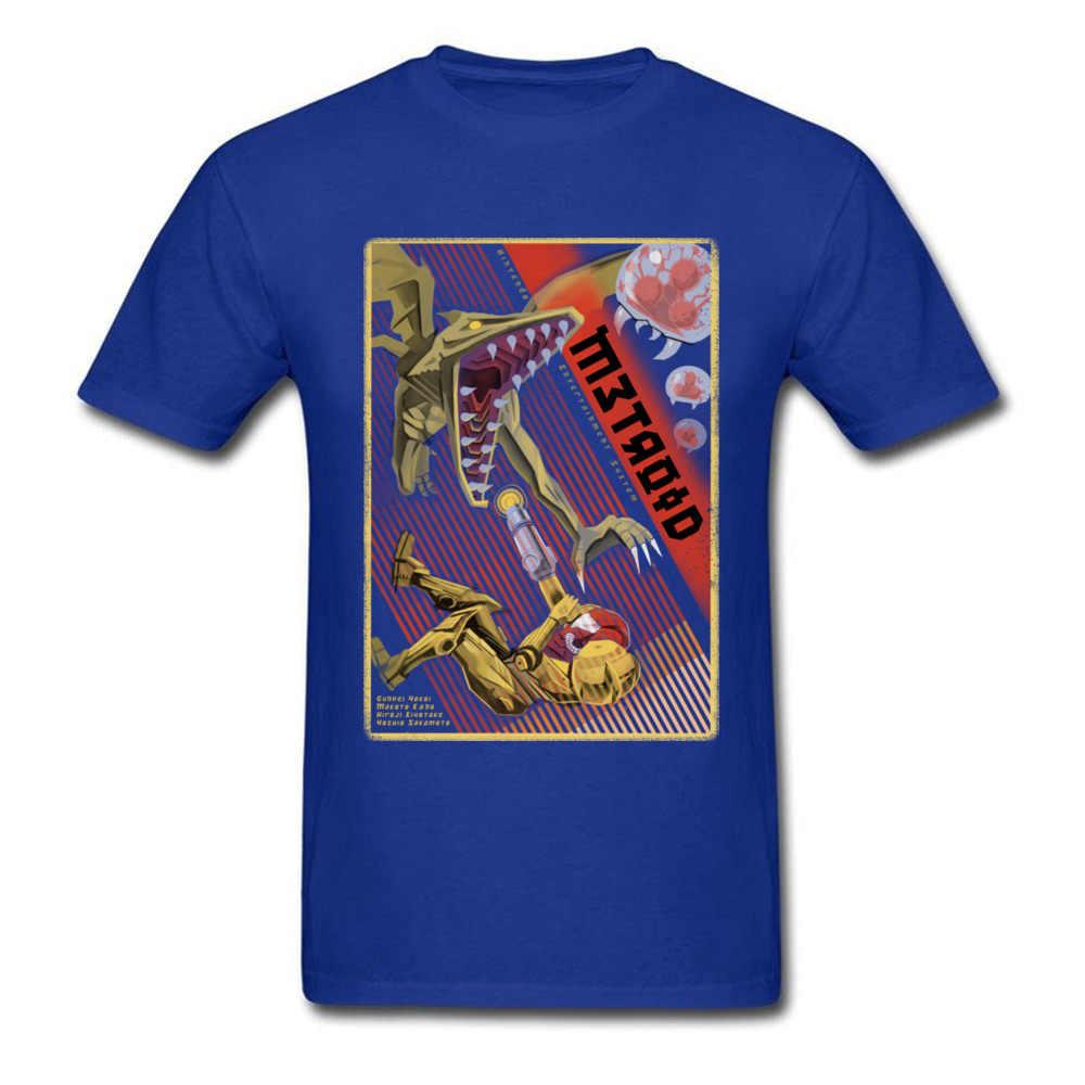 Футболка для любителей фильмов ужасов фильм русский Metroid Legend Zelda футболки мужские забавные игры печать футболка 100% хлопок новая футболка 2018