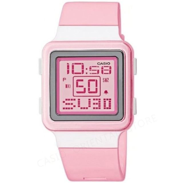 0d4aefcc2b58 Casio new sports fashion ladies watch waterproof digital watch pink watch  ladies watch relogio masculino LDF-20-4A