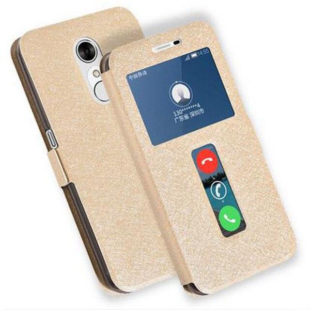 ZTE A910 Case , Magnetic Closed View Windows Flip Leather Case for ZTE Blade A910 Phone folio Coque Cover Fundas Caso Cas Bag