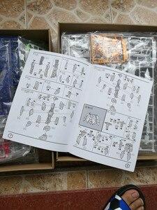 Image 4 - MX Gundam MG 1/100 aile fixe zéro combinaison Mobile assembler des maquettes figurines jouets pour enfants