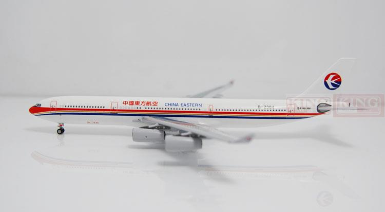 Aeroclassics China Eastern Airlines B-2384 1:400 A340-300 commercial jetliners plane model hobby sale phoenix 11221 china southern airlines skyteam china b777 300er no 1 400 commercial jetliners plane model hobby