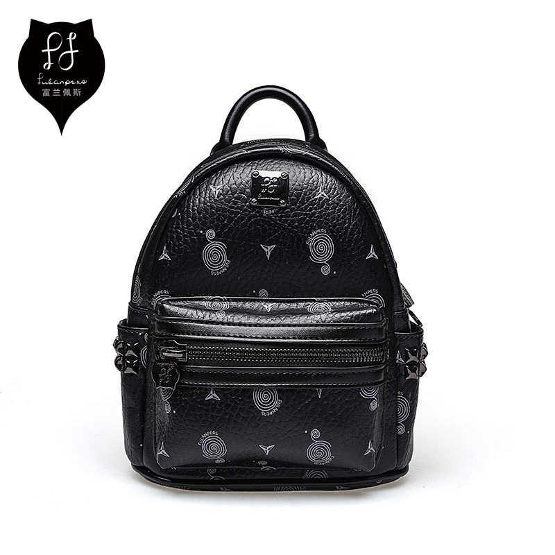 558d148e76d3 FULANPERS мини-рюкзак женский школьный рюкзак маленький рюкзак для  девочек-подростков 2018 Модный женский