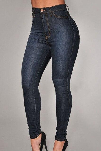 56f6104877c Blue Medium Wash Denim High-Waist Skinny Jeans – China Online Shopping For  Women, Men, Kids, Fashion & Accessories