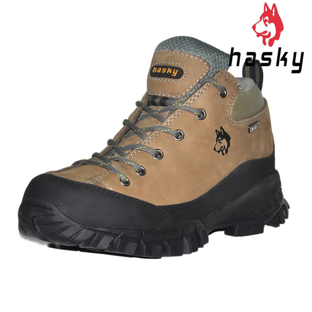 8403e6486f5cb5 Hasky New Low-cut Hiking Shoes For Men Comfortable Light Warm Hard Wearing  Outdoor Sports Shoes Free Shipping HK-2012