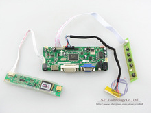 Бесплатная Доставка M. NT68676.2A HDMI DVI VGA Аудио ЖК Плате Контроллера для LP154WX4 TLC1 1280×800 CCFL LP154WX5 LVDS raspberry pi
