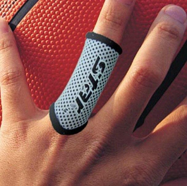 Prix pour (2 pièce/ensemble) haute qualité pro basket-ball volley-ball doigt protéger pad protecteur soutien supporter