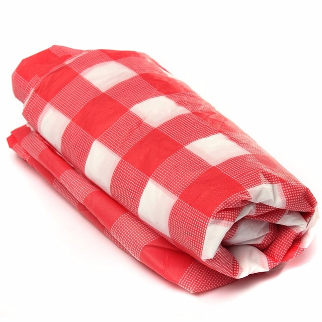 Table Covers Casual Red Plaid Disposable Plastic Table Covers Outdoor Picnic Party Candy Color Simple Style Tablecloths  sc 1 st  AliExpress & Table Covers Casual Red Plaid Disposable Plastic Table Covers ...