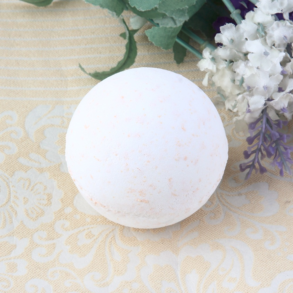 Handmode 100G Natural Bubble Bath Ball Salts Bomb Home Bathroom Essential Spa Bath Fizzy Aromatherapy Bomb Hot New