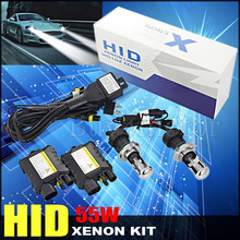 55W H4 bixenon Hi lo HID Kit Xenon Replacement H/L beam Car Headlamp light Slim Ballast Bulb for 4300K 6000K 8000K 10000K 12000K