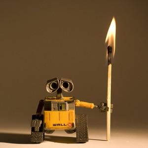 1pcs Optional 6cm Wall-E Robot