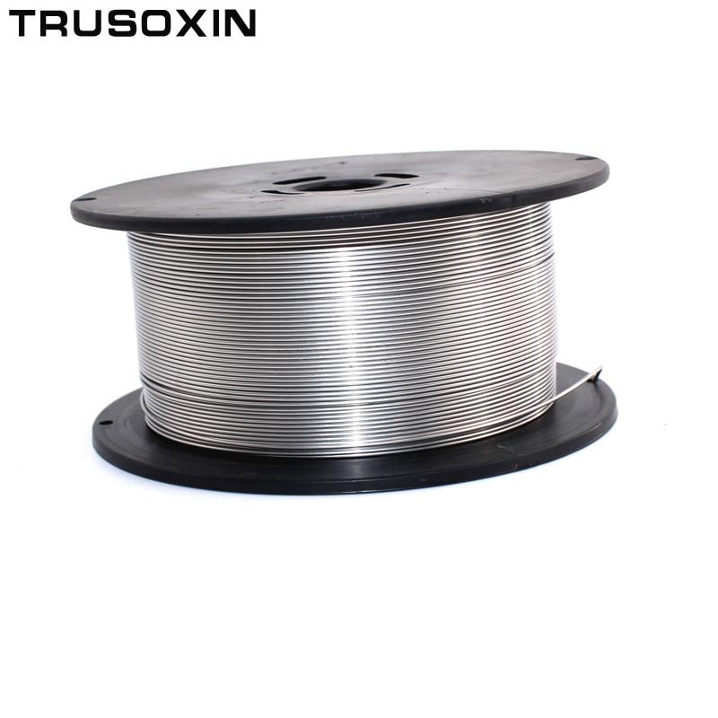 1 kg MIG MAG saldatrice accessoies 0.8 MM/1.0 MM/1.2 MM in acciaio inox Filo di Saldatura MIG/saldatore elettrodi
