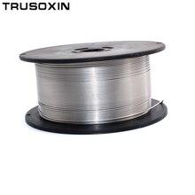 1kg MIG MAG KAYNAK MAKINESİ aksesuarları 0.8 MM/1.0 MM/1.2 MM paslanmaz çelik MIG kaynak teli/kaynakçı elektrotlar