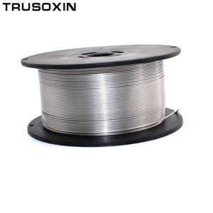 Image 1 - 1kg mig mag 용접기 액세서리 0.8mm/1.0mm/1.2mm 스테인레스 스틸 미그 용접 와이어/용접기 전극