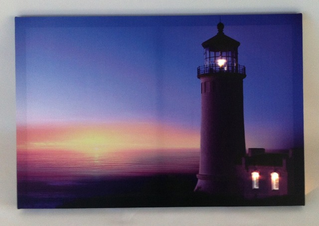 Wall Art With Lights 3pcs led lights free shipping wall art with led canvas print