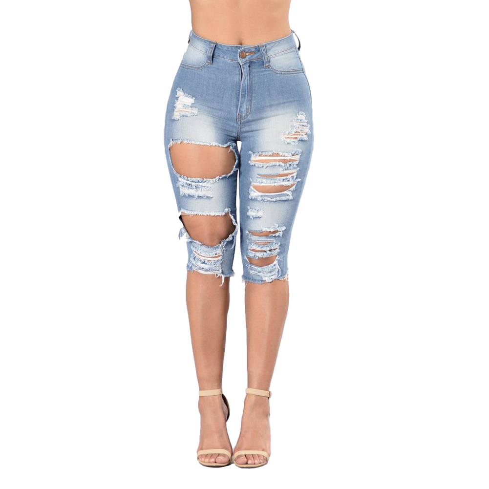 Online Get Cheap Knee Jean Shorts -Aliexpress.com | Alibaba Group