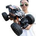 LOZ RC Auto 2 4G 1:14 Maßstab Rock Crawler Auto Supersonic Monster Truck Off Road Fahrzeug Buggy Elektronische Spielzeug rc auto-in RC-Autos aus Spielzeug und Hobbys bei