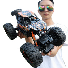 LOZ RC Car 2.4G 1:14 Scale Rock Crawler Car Supersonic Monster Truck Off-Road Vehicle Buggy Electronic Toy rc car rc car 1 18 scale monster truck toy 2 4g off road racing car remote control truck buggy vehicle driving car for kids boys