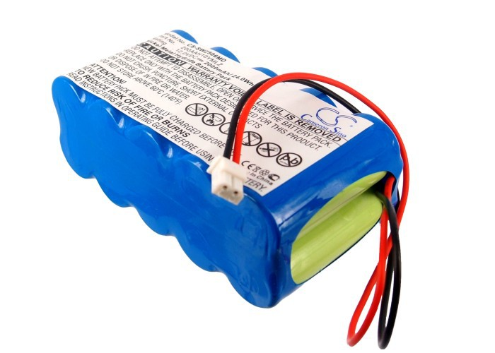 ФОТО Wholesale Medical Battery For SMITHS WZ50F6,WZ-50F6 (P/N 200AAH10YMLZ )