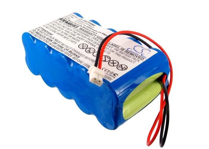 ФОТО Wholesale Medical Battery For SMITHS WZ50F6,WZ-50F6 (P/N 200AAH10YMLZ )