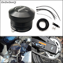 Motorcycle chain oiler/chain lubricator lubrication system for Benelli leoncino trk502 tnt 125/600/300 trk 502 tnt125 tnt600/300