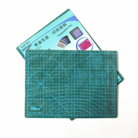 PVC Cutting Mat A4 Durable Self Healing Cut Pad Patchwork Tools Handmade Diy Accessory Cutting Plate