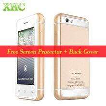 Smart карман дочерним телефоном melrose S9 мобильный телефон 16 ГБ 2.4 дюймов смарт-карты Android 4.4 Поддержка bluetooth/Wi-Fi сети 3 г