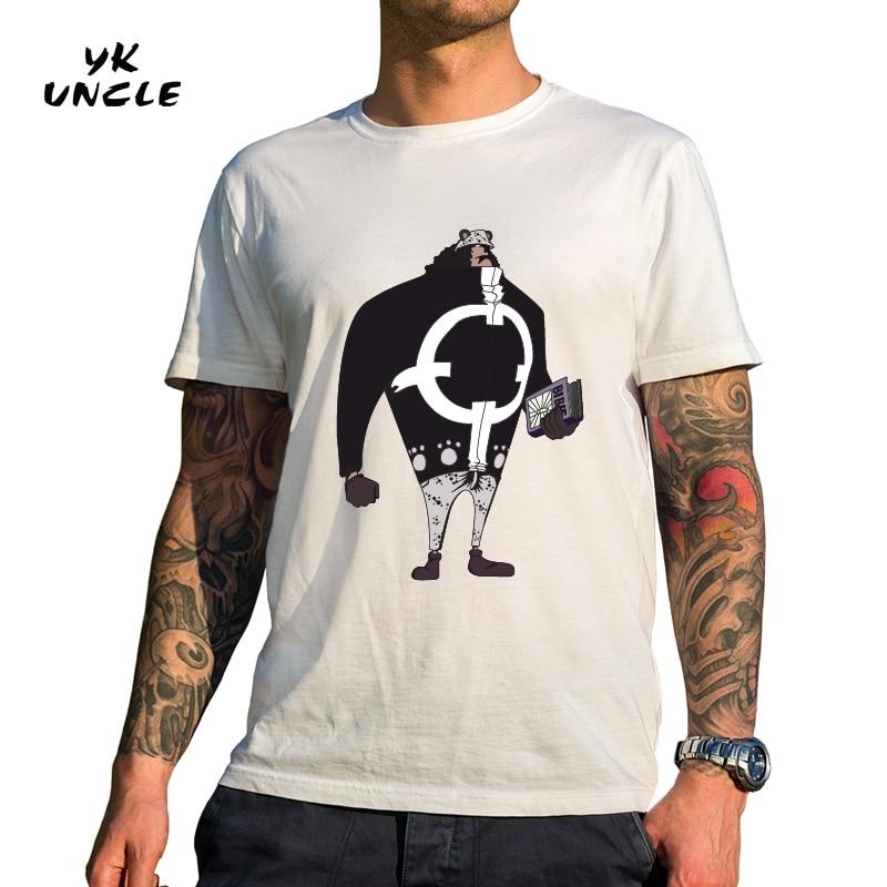YK UNCLE Márka nyári alkalmi divat egy darab karakter Bartholemew - Férfi ruházat