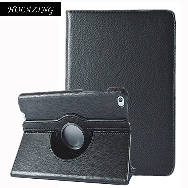 360 Degree Rotation Case For Huawei MediaPad M2 8.0 inch PU Leather Smart Stand Cover Coque Funda