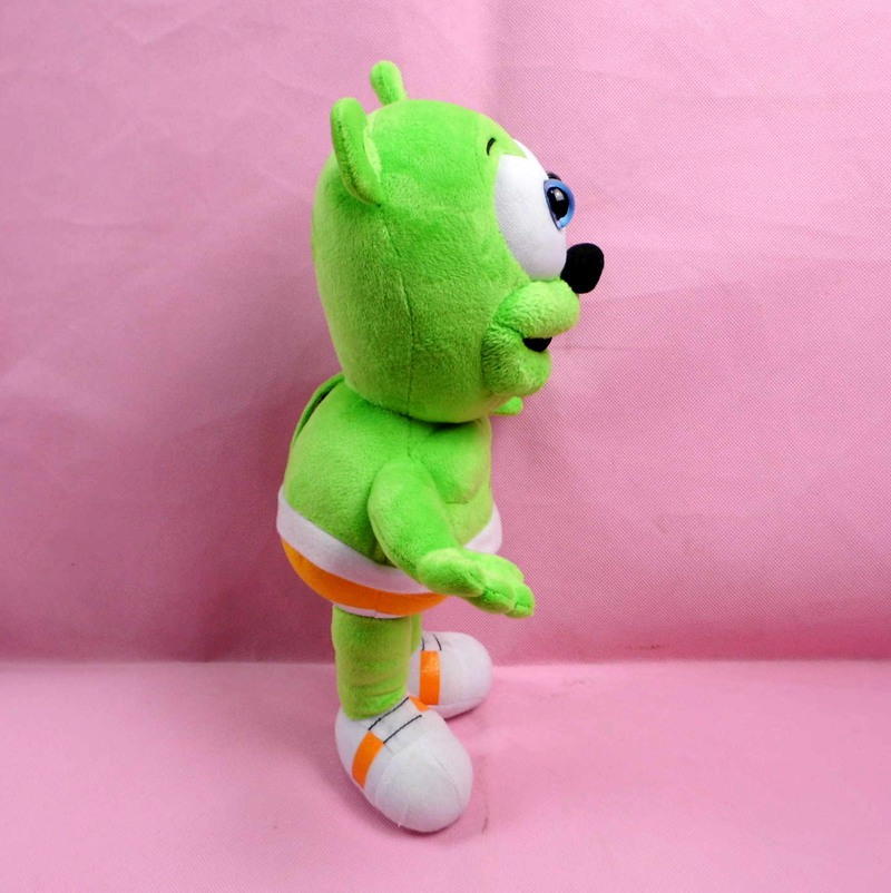 41a0c3369 Free shipping Hot Sale 30cm Gummy Bear Voice Pet Funny Lovely Toys Sounding  Plush Toy Best For Kids-in Movies   TV from Toys   Hobbies on  Aliexpress.com ...