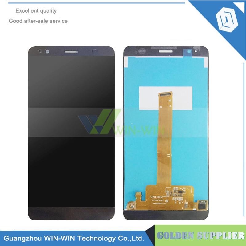 Probado Bien FS553 Accesorios LCD Display + Touch Screen Reemplazo Digitalizador