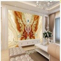 Beibehang özel kraliyet oturma odası tv zemin tv kanepe zemin üzerinde mural duvar kağıdı çevre perspektif uzay