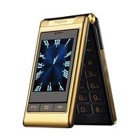 TKEXUN G10 3 0 Double Dual Screen Dual SIM Card Long Standby Touch Screen FM Senior