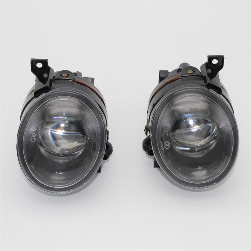 For VW UP 2011 2012 2013 2014 2015 2016 Car-styling Front Bumper Halogen Fog Light Fog Lamp With Convex Lens front fog lights for nissan qashqai 2007 2008 2009 2010 2011 2012 2013 auto bumper lamp h11 halogen car styling light bulb