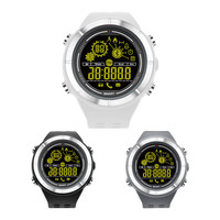 NEW EX32 Bluetooth Smart Watch 50M Waterproof Pedometer Call Reminder Outdoor Fitness Better Than EX18 For