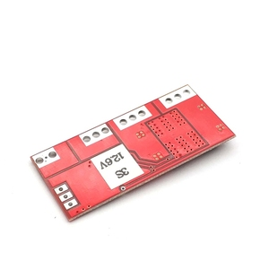 Image 3 - 3 S 4 S 30A 14.4 V 14.8 V 16.8 V Hiện Tại Li ion Pin Lithium 18650 BMS Sạc Ban Bảo Vệ