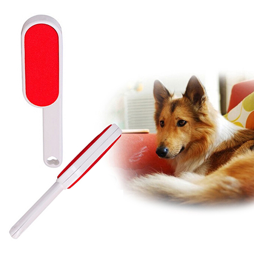 Magic Dust Brush Pet Hair Remover Double Sides Anti static Hair Brush Clothes Lint Sticking Roller in Lint Rollers Brushes from Home Garden