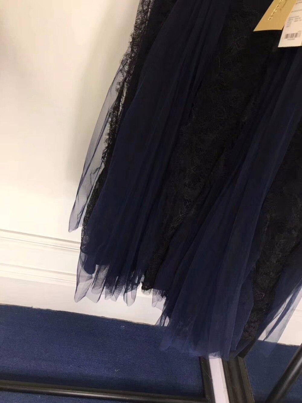 Malla Señora De 2018 Mujer Casual Faldas Tulle Encaje Larga Moda Vacaciones Falda Femme Verano Saias Increíbles Jupe Cx4XCY7qw