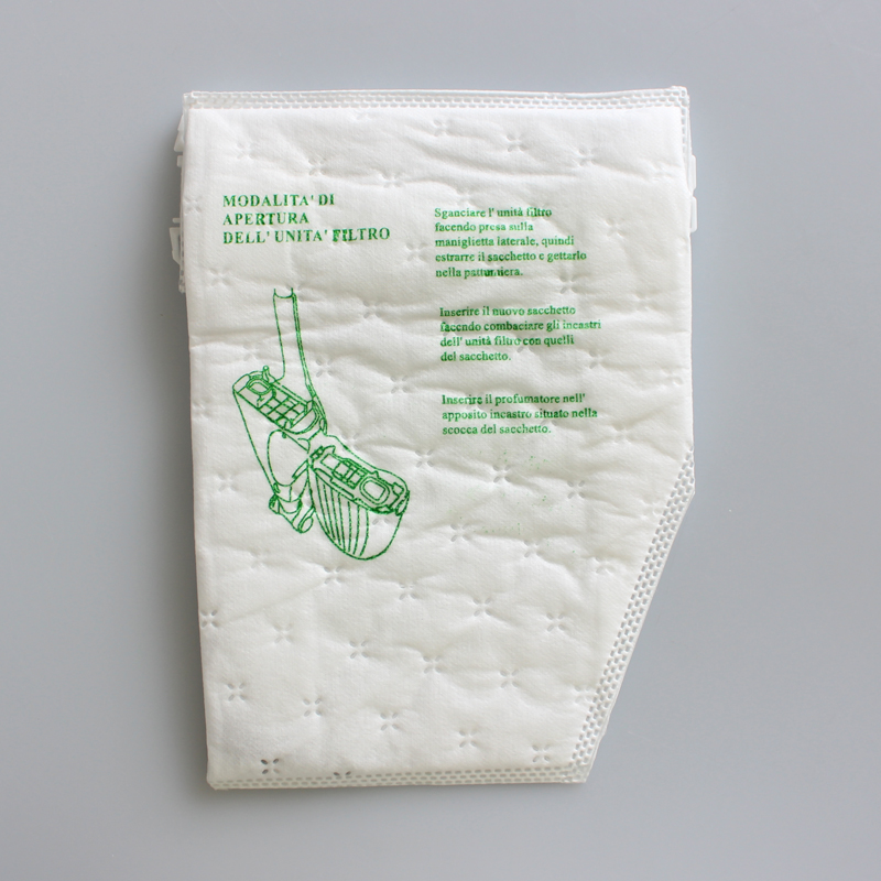 1pcs vacuum cleaner bags Dust Bag for Vorwerk VK135 VK136 FP135 FP136 KOBOLD135 KOBOLD136 VK369