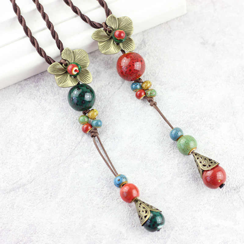 sparepart adornment necklace long sweater chain female clothes hang hang act the role ofing autumn and winter #1135