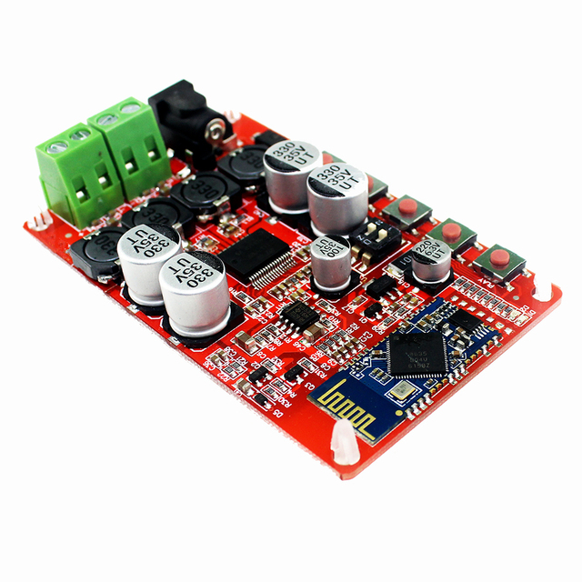 TDA7492P 50W+50W Wireless Bluetooth 4.0 Audio Receiver Digital Amplifier Board Part Component High-quality