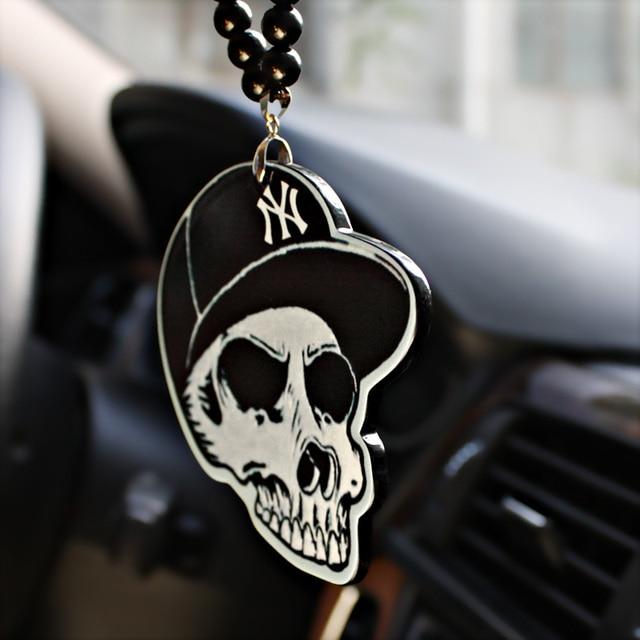 anhänger innenspiegel auto