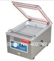 Бесплатная доставка DZ 260 Таблица вакуумной упаковки, вакуум Еда упаковщик вакуумный запайки Еда упаковки для гайки/фрукты/мяса