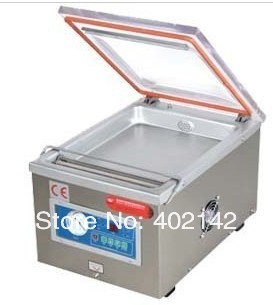 Emballage alimentaire de machine de cachetage de vide de machine de cachetage de vide pour la noix/Fruit/viande DZ-260