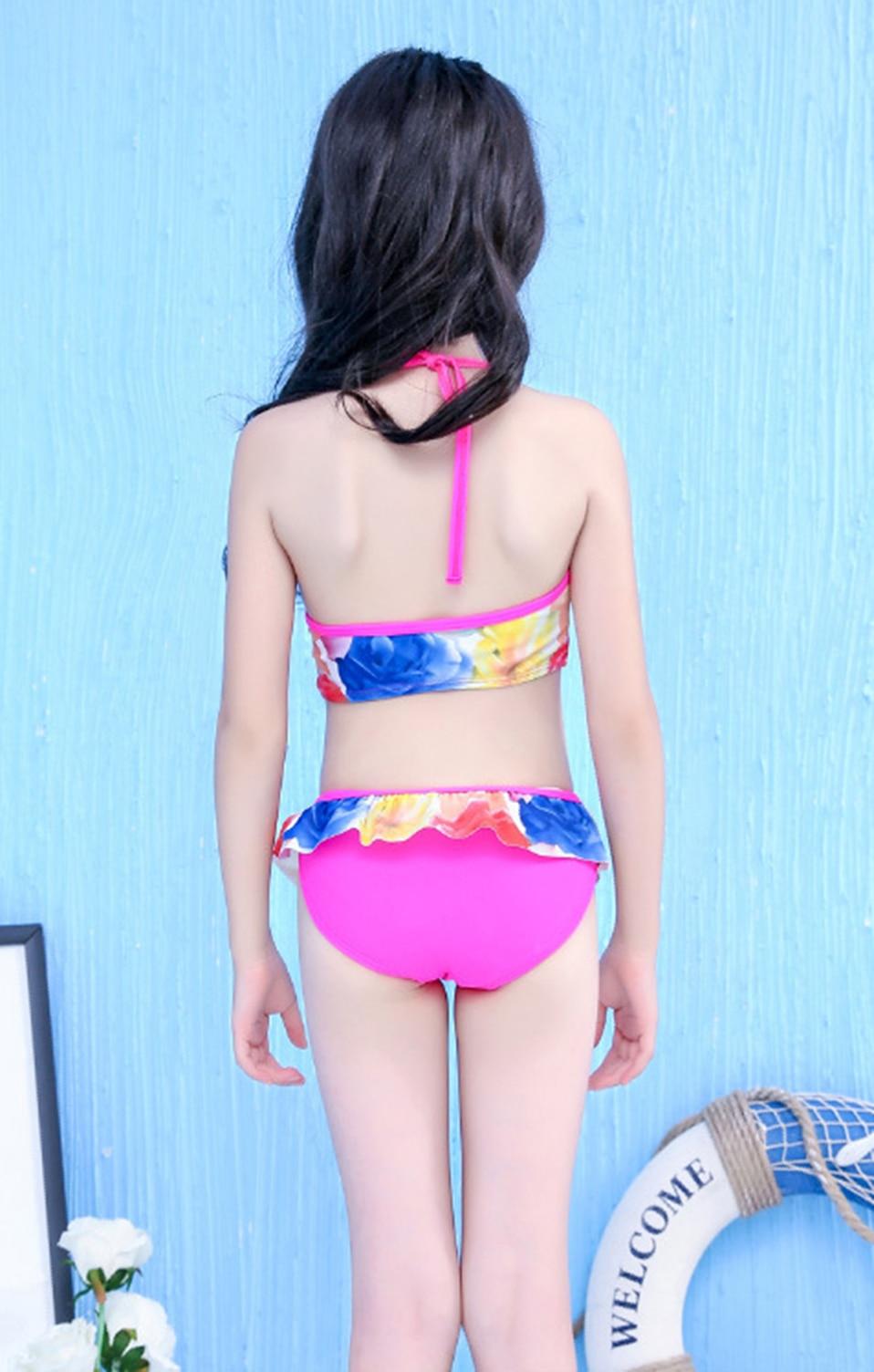 ST137 girls swimwear-detail02