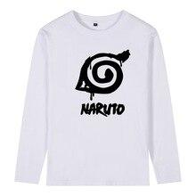 Naruto Cartoon Long Sleeve Shirt in Various Models