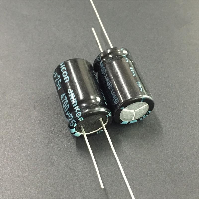 10pcs 35V 1000uF 35V Jamicon SK 12.5x20mm Electrolytic capacitor