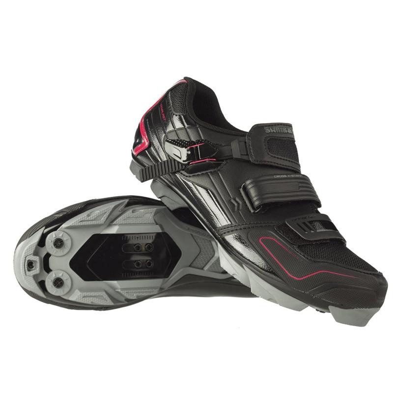 Shimano SPD WM53 Mountain Bike Cycling Women/'s Shoes